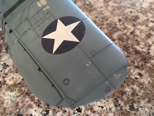 F4U recognition light
